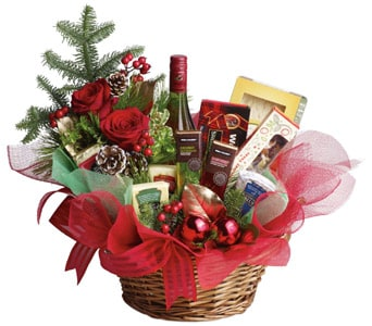 Christmas Spirit for flower delivery australia wide