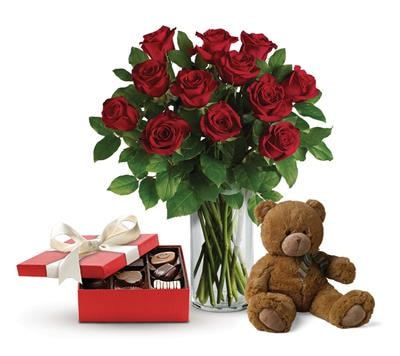 Beautiful Love for flower delivery Australia wide
