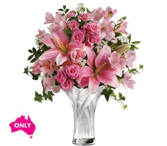 Celebrate Mum for flower delivery australia wide