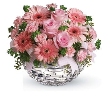Pink Sparkle for flower delivery New Zealand wide