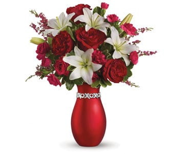 XOXO Sweetheart for flower delivery new zealand wide