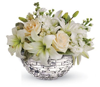 Snow Sparkle for flower delivery Australia wide