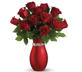 XOXO Passion in toorak , petals florist network