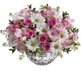 Spring Sparkle for flower delivery united kingdom wide