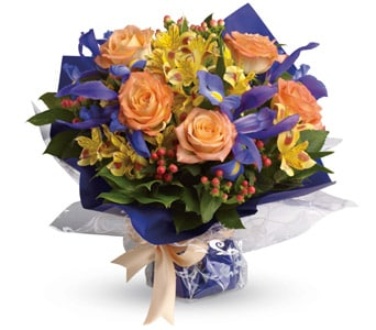 Feelin' Peachy for flower delivery Australia wide