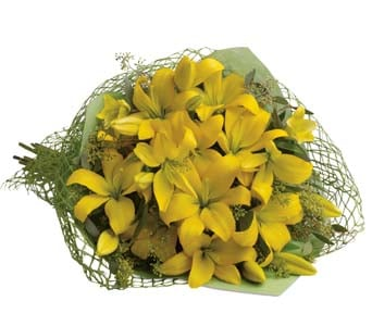 Southern Sunshine for flower delivery australia wide