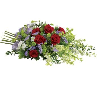Forever Beloved in Springwood, Blue Mountains , Mountain Mist Florist