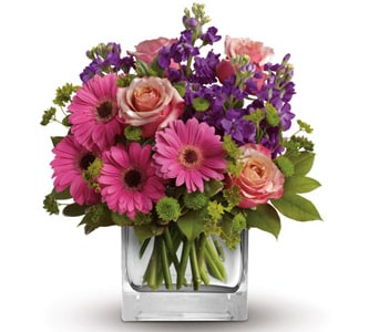 Sweet Promises in Midland , Abunch Flowers Midland Florist