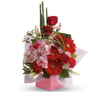 Artistic Expression for flower delivery Australia wide