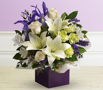 Graceful Beauty in Hokitika , Fleur De Lis Florist