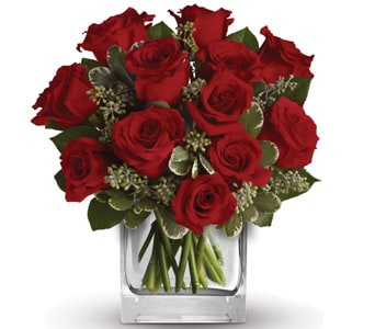 True Romance for flower delivery Australia wide
