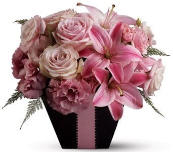 First Blush for flower delivery new zealand wide