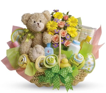 New Baby Flowers & Congratulation Gifts - Petals.co.nz