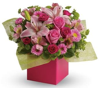 New baby flowers congraulation gifts for parents petalsnetwork softest whispers for flower delivery united kingdom wide negle Choice Image