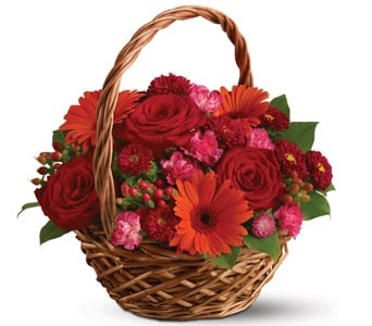 Warm Wishes for flower delivery united kingdom wide