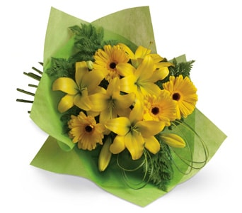 Sunny Spot for flower delivery united kingdom wide