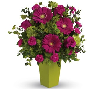 Ravishing Pink for flower delivery united kingdom wide