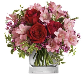 Hearts Treasure for flower delivery united kingdom wide