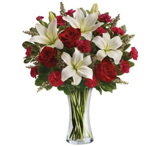 Infinite Love for flower delivery United Kingdom wide