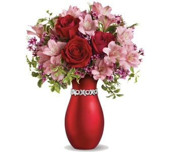 XOXO Treasure for flower delivery new zealand wide