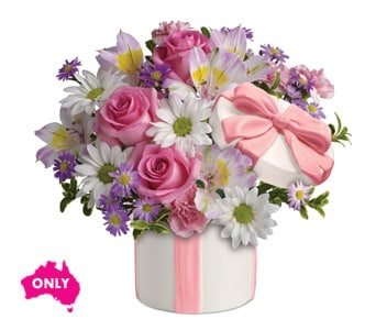 Hats Off to Spring - fast gift delivery australia wide
