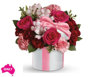 Hats Off to Passion in Wetherill Park, Sydney , Angel's Garden Florist
