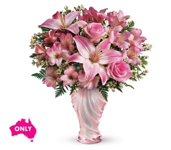 Look of Love for flower delivery Australia wide