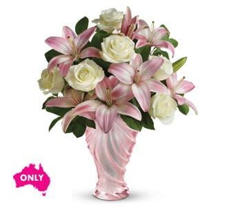 Lucky in Love for flower delivery australia wide
