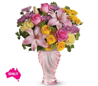 Expressions of Love for flower delivery Australia wide