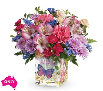 Enchanted Blooms - fast gift delivery australia wide
