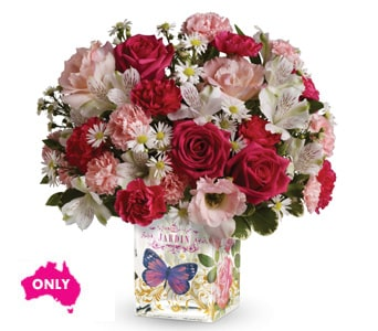 Enchanted Evening for flower delivery Australia wide