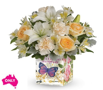 Enchanted Kiss for flower delivery australia wide