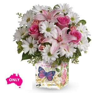 Enchanted Hope for flower delivery Australia wide