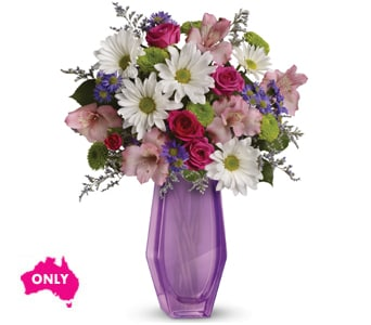 Simple Beauty for flower delivery australia wide