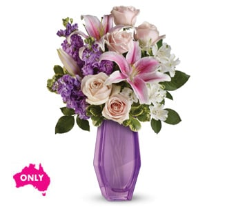 Pastel Beauty in Nowra , Hyams Nowra Florist