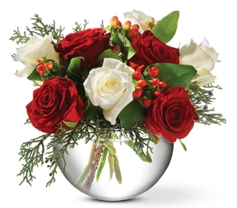 Celebrate Christmas for flower delivery new zealand wide