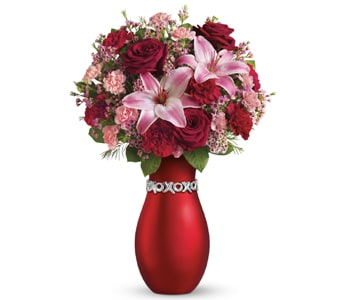 XOXO Envy for flower delivery new zealand wide