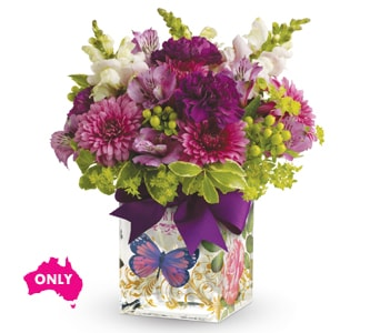 Enchanted Wishes for flower delivery Australia wide