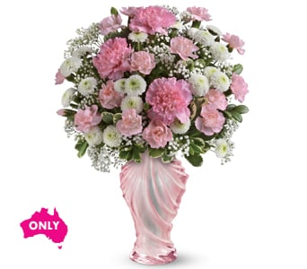 Radiant Love for flower delivery australia wide