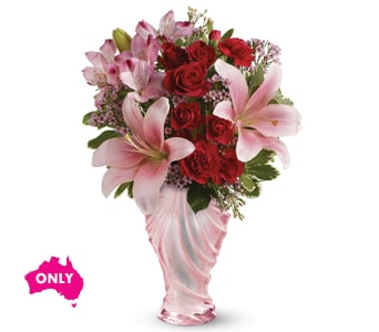 Intimate Love for flower delivery australia wide