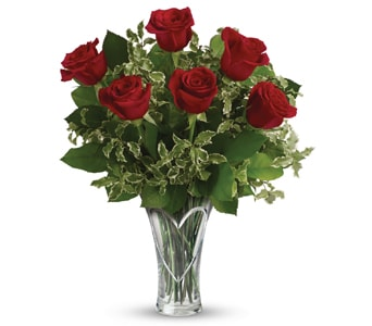 Heartfelt Romance for flower delivery new zealand wide
