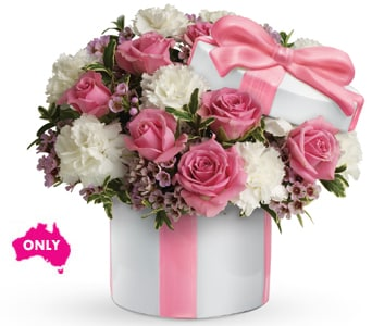 Hats Off to Blossoms in Port Macquarie , Port City Florist
