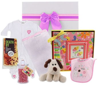 Baby What a Big Surprise (Girl) - fast gift delivery australia wide