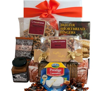 Simply Fine Gourmet Hamper - fast gift delivery australia wide