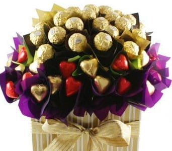 Flowers of Ferrero in Grumleys NSW, Grumleys Gifts