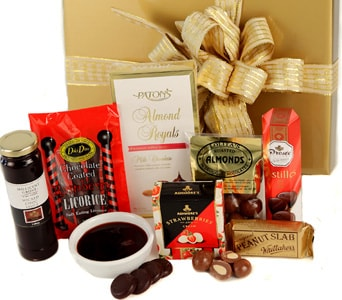 All About Chocolate - fast gift delivery australia wide
