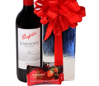 Christmas Red - fast gift delivery australia wide