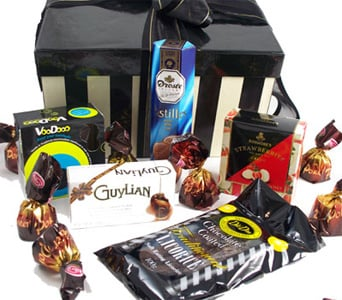 Dads Chocolate Box - fast gift delivery australia wide