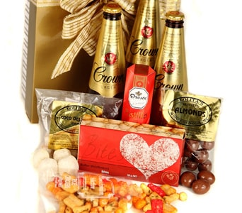 Crown Of Hearts - fast gift delivery australia wide