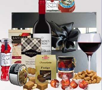 Simply Indulgent Gift Hamper in Grumleys NSW, Grumleys Gifts